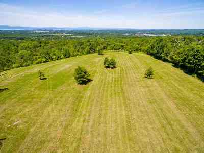 Chittenden County Residential Lots & Land For Sale: 351 Ledgewood Drive