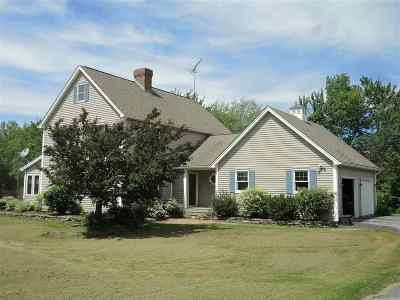 Shrewsbury Single Family Home Active Under Contract: 411 Russellville Road