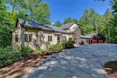 Merrimack County Single Family Home For Sale: 223 Bunker Road