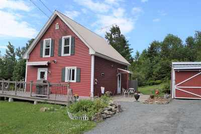Essex County Single Family Home Active Under Contract: 251 Dupont Road