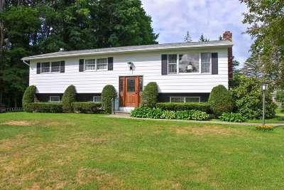 Poultney Single Family Home For Sale: 52 Mountain View Lane