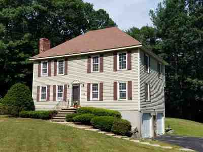 Londonderry Single Family Home Active Under Contract: 7 Spruce Street
