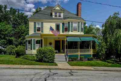 Milford Single Family Home Active Under Contract: 37 Myrtle Street
