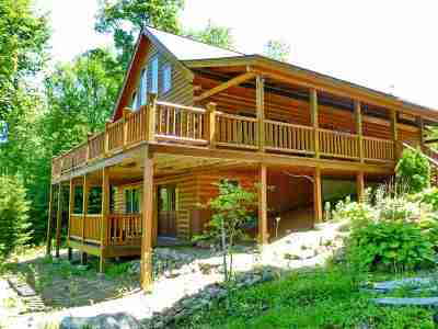 Franconia Single Family Home Active Under Contract: 71 Coventry Ridge Road