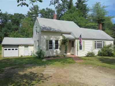 Londonderry Single Family Home For Sale: 99 High Range Road
