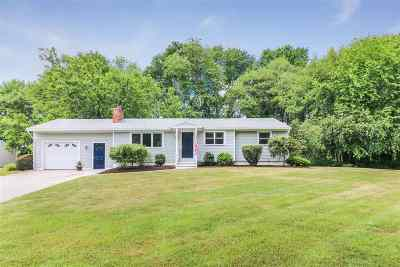 Single Family Home For Sale: 890 Banfield Road