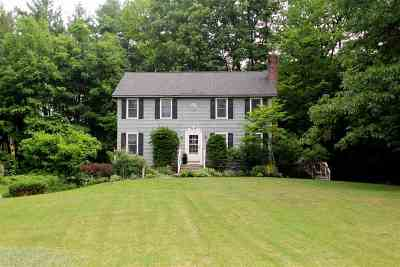 Derry Single Family Home Active Under Contract: 12 Meadowbrook Road