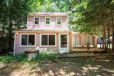 Rumney Single Family Home For Sale: 72 Salvation Avenue