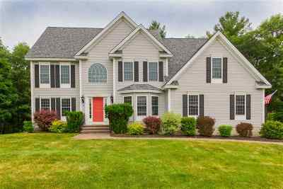 Pelham Single Family Home For Sale: 39 Stonepost Road