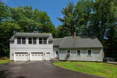 Barrington Single Family Home Active Under Contract: 34 Merry Hill Road