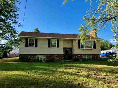Hudson Single Family Home For Sale: 15 Hickory Lane