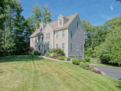 Exeter Single Family Home Active Under Contract: 8 Blackford Drive