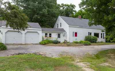 Londonderry Single Family Home For Sale: 271 High Range Road