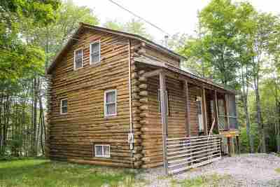 Ellsworth Single Family Home For Sale: 3233 Stinson Lake Road