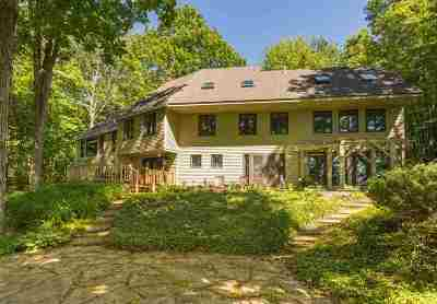 Madbury Single Family Home For Sale: 14 Huckins Road