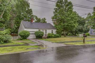 Amherst Single Family Home Active Under Contract: 18 Church Street