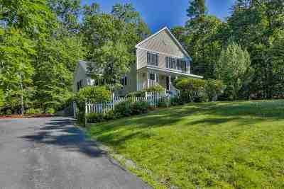 Goffstown Single Family Home Active Under Contract: 147 Heather Hill Lane