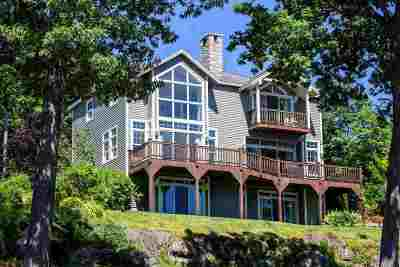 Laconia Single Family Home For Sale: 27 Rose Point