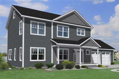 Kittery Single Family Home For Sale: 13 School Street #3