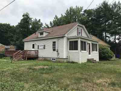 Manchester Single Family Home Active Under Contract: 275 Eve Street