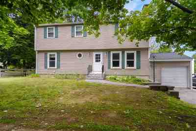 Single Family Home For Sale: 468 Portsmouth Avenue