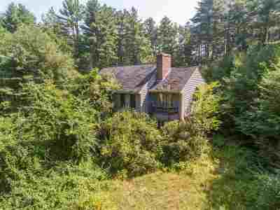 Hollis Single Family Home For Sale: 248 Worcester Road