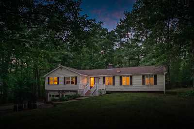 Windham Single Family Home For Sale: 143 Castle Hill Road