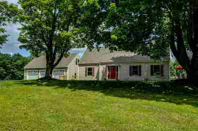 Amherst Single Family Home Active Under Contract: 105 Chestnut Hill Road