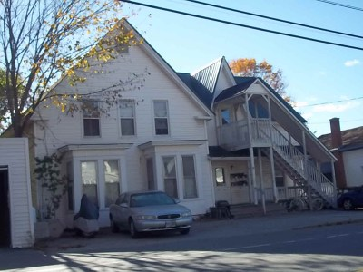 Littleton NH Multi Family Home For Sale: $199,000