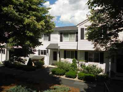 Amherst Condo/Townhouse Active Under Contract: 135 Amherst Street #29