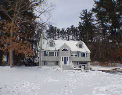 Londonderry Single Family Home Active Under Contract: 5 Twin Isles Road
