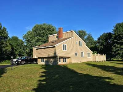 Amherst Single Family Home For Sale: 3 Center Road