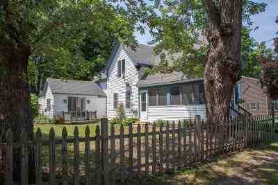 Derry Single Family Home For Sale: 7 Pleasant Street