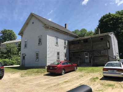 Epping Multi Family Home Active Under Contract: 177 Main Street