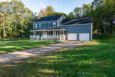 Colchester Single Family Home For Sale: 80 Paulines Way