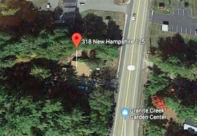 Brentwood Single Family Home For Sale: 318 Route 125 Route