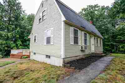 Litchfield Single Family Home Active Under Contract: 12 Hildreth Drive