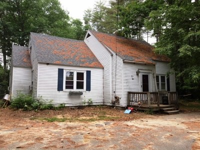 Thornton Single Family Home Active Under Contract: 147 Mad River Road
