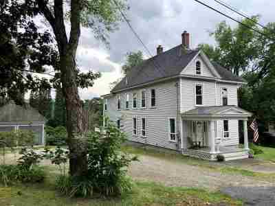 Lancaster Single Family Home For Sale: 77 Bunker Hill St