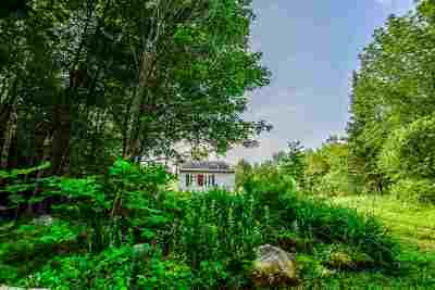 Groton Single Family Home Active Under Contract: 6731 Scott Highway