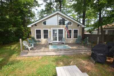 Derry Single Family Home For Sale: 1011 Collettes Grove Road