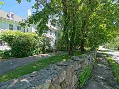 Rye Single Family Home For Sale: 60 Causeway Road