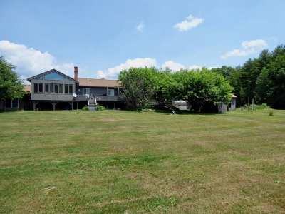 Merrimack County Single Family Home For Sale: 355 Kearsarge Mt Road