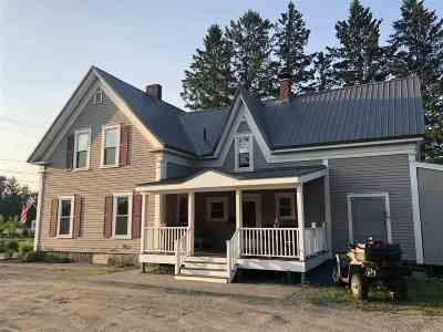 Lancaster Single Family Home For Sale: 309 Main St