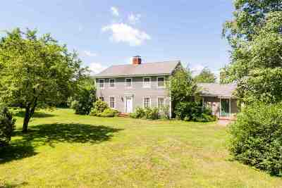 Meredith Single Family Home Active Under Contract: 27 Pease Road