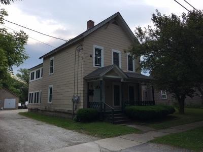 Rutland, Rutland City Multi Family Home For Sale: 84 Granger Street