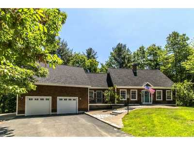 Strafford County Single Family Home For Sale: 214 Long Hill Road