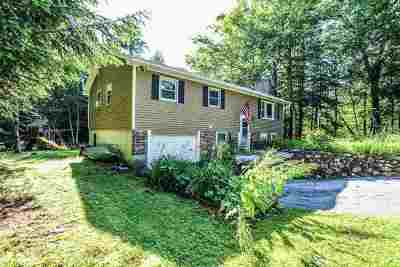 Goffstown Single Family Home For Sale: 244 Normand Road