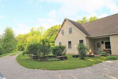 Sheldon Single Family Home For Sale: 80 Brookside Drive