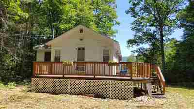 Moultonborough Single Family Home For Sale: 322 Holland Street